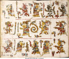 Codex Vindobonensis Mexicanus 1-folio 062