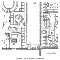 Plan du forum de Paestum